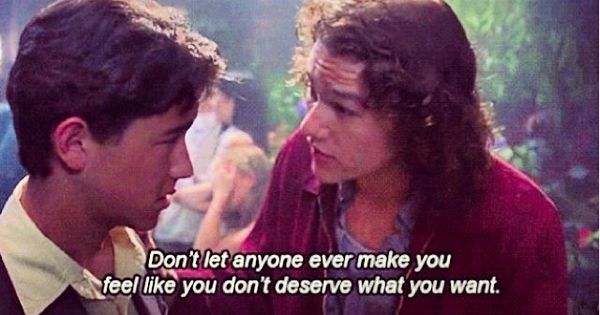 10 Things I Hate About You 1999 Quote Collection At Cele: 10 Things I Hate About You Movie Quote