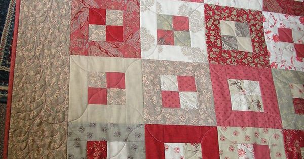 Quot Pandora S Box Quot From Pam Lintott S Jelly Roll Quilts Book