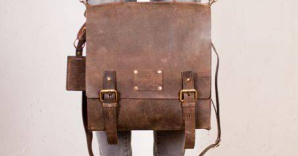 Frankie Fierce Bag | Dark Brown