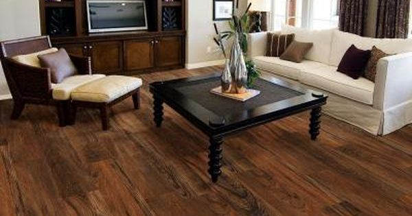 Luxury Vinyl Plank Flooring, Red Hickory Laminate Flooring