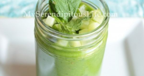 Green monsters, Soups and Monsters on Pinterest