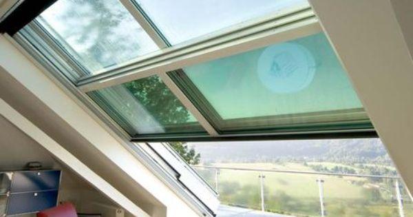 openair sunshine dachfenster dachschiebefenster pinterest balkon t ren und garagentore. Black Bedroom Furniture Sets. Home Design Ideas