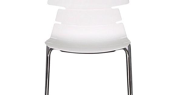 Silla con ruedas oryone sillas de pl stico sillas de - Sillas plastico diseno ...