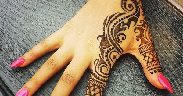 simple line henna by divya for the love of my roots pinterest hennas mehndi and mehendi. Black Bedroom Furniture Sets. Home Design Ideas