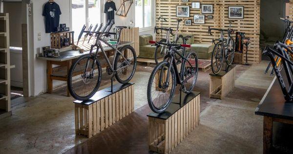 Vpace Showroom In Berg Bei Ravensburg Fahrrad