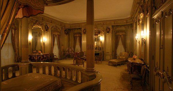 Vanderbilt Mansion Interior By Klong35 Via Flickr Homes