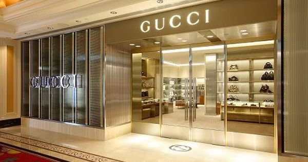 Love Gucci Jewellery Shop Design Shop Interiors Shop Front Design