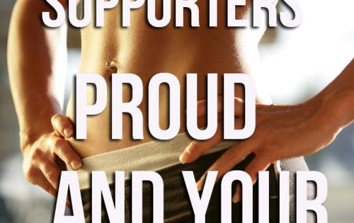 primalfitbody: Make your supporters proud and your haters jealous! Fitness Motivation /