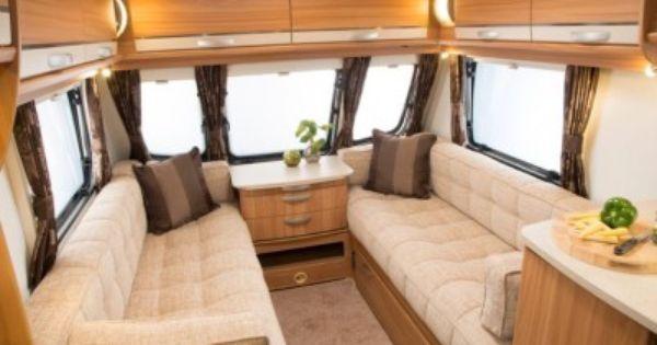 Quasar 462 Model Interior Caravan Interior Caravan Home