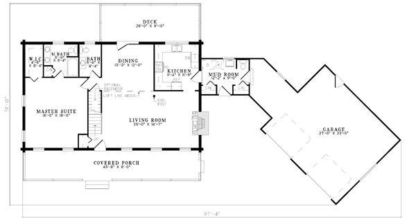 House Plan 8573 Building Ideas Pinterest House Plans