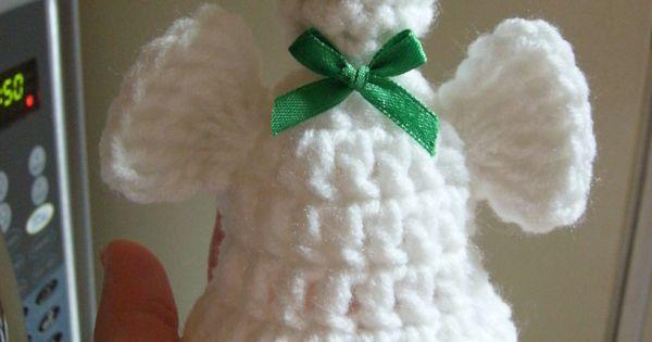 Free Angel Bell Crochet Pattern Knit.Crochet - Christmas ...