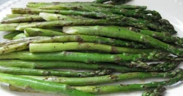Grilled Asparagus with Curry, Lime and Lemongrass Aioli | Recipe ...