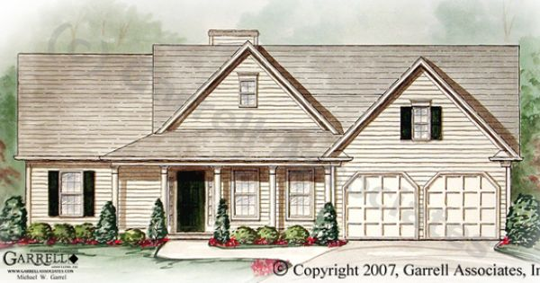 Tyler plan 97205 empty nester house plans one for Small empty nester home plans