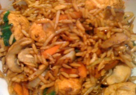 Slimming world recipes chicken fried rice recipes low for Low fat meals slimming world