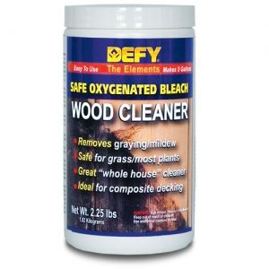 Defy Wood Cleaner Staining Deck Wood Deck Cleaner Wood Cleaner