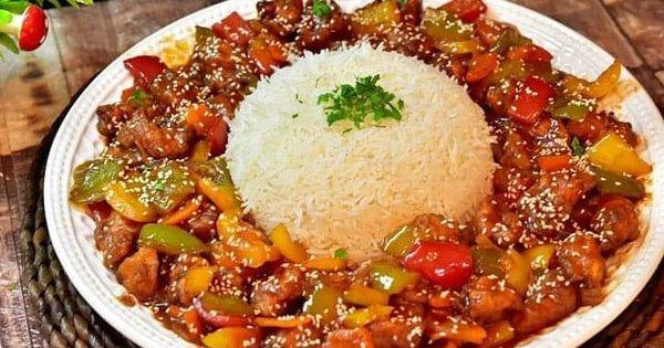 Ymiii اطيب الوصفات On Instagram كانتون دجاج Ymiii2 منشنووو الحب منشورات Ymiii2 تفاعلو اطباقي كانتون الدج Food Receipes Cooking Recipes My Favorite Food