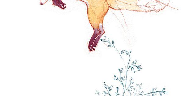 Zorrito. Art Print