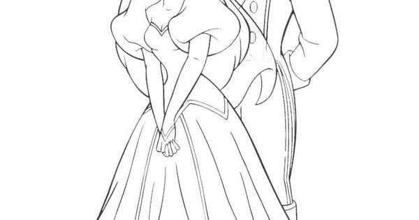 Principesse disney da colorare principesse disney da for Disegni da colorare walt disney