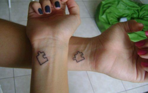 13 Couple Tattoo Ideas | homemadeandhandmademumbai