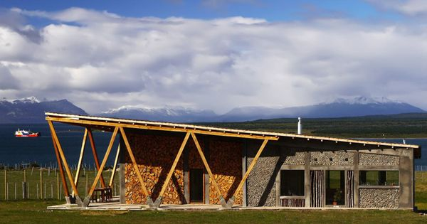 Un sencillo y elegante ejemplo de arquitectura - Arquitectura bioclimatica ejemplos ...