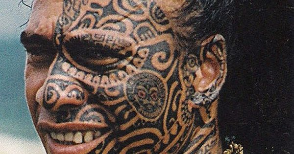 Body Art World Tattoos Maori Tattoo Art And Traditional: #6 Body Painting, Air Brush And