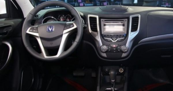 Changan Cs35 Inside Chinese Car Chang An Car Manufacturers