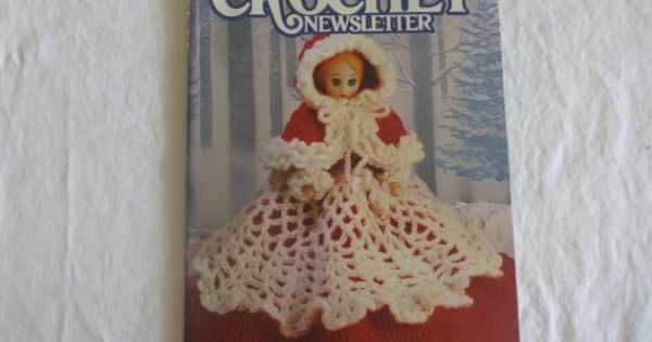 Annies Crochet Newsletter, Nov/Dec. 1995 n.78 : B48 Crochet