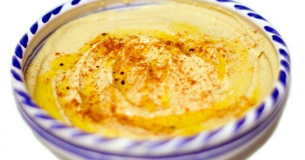 Hummus on Pinterest