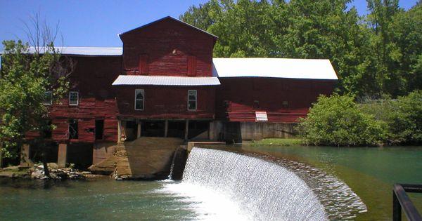 Old Grist Mill On Loretta Lynn S Property At Hurricane