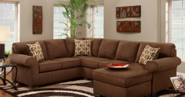 Chelsea Home Adams Sleeper Sectional New Home