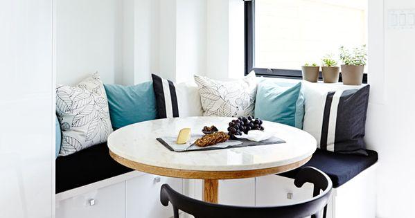 petits espaces 10 id es pour un coin repas rangement coin repas et coins. Black Bedroom Furniture Sets. Home Design Ideas