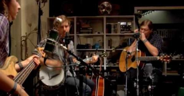 "One of my favorite bands Needtobreathe-""The Outsiders"" Acoustic Version"