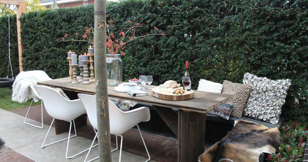 Inspiratie voor de tuin tuin bestrating pinterest tuinen ontwerp en tuin - Ontwerp tuin decoratie ...