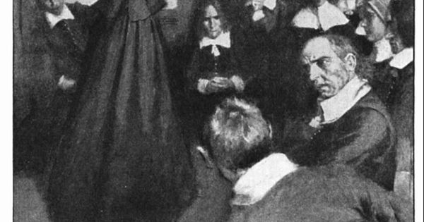 Who Was Anne Hutchinson?