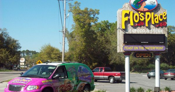 Flo 39 s place in murrels inlet sc near myrtle beach for Bubbas fish shack