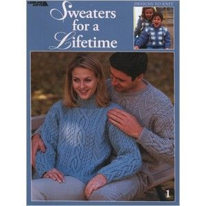 Knitting Patterns Sweaters For a Lifetime