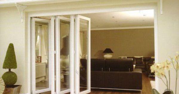 Open To Patio Exterior Patio Doors Bifold Patio Doors Patio Doors
