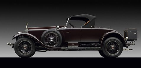 1926 rolls royce springfield silver ghost piccadilly roadster side view rolls royce luxury cars roadsters pinterest