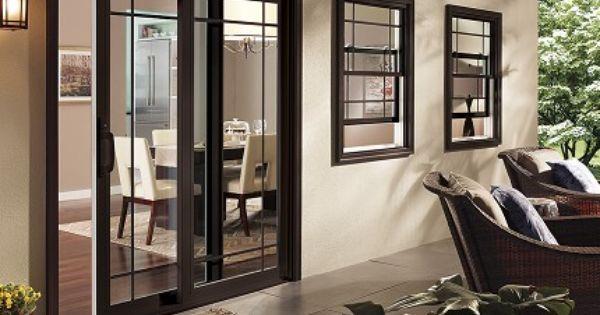 Pella 350 Series Windows Glass Doors Patio Sliding Glass Doors Patio Sliding Glass Door