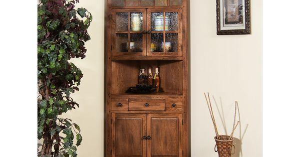 Image Result For Corner Dining Room Cabinet