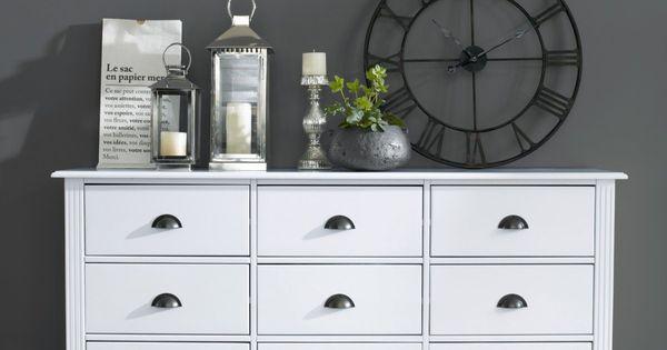 meuble de mercerie pin massif authentic style mobiles. Black Bedroom Furniture Sets. Home Design Ideas