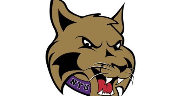 Nyu Violets York University Cat Design Nyu