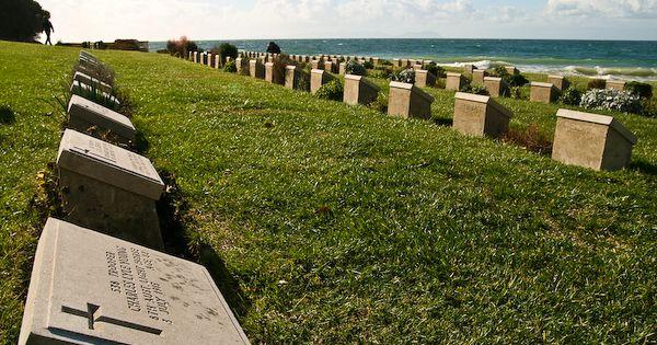 d day landing cemetery