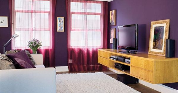Room Decor Purple And Decor On Pinterest
