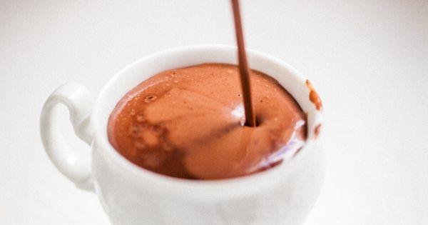 make how to make italian hot chocolate recipes dishmaps italian hot ...