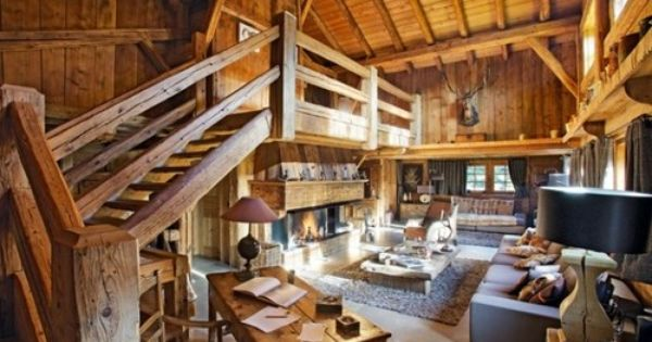 Peace That Was The Other Name For Home House Home Chalet Design