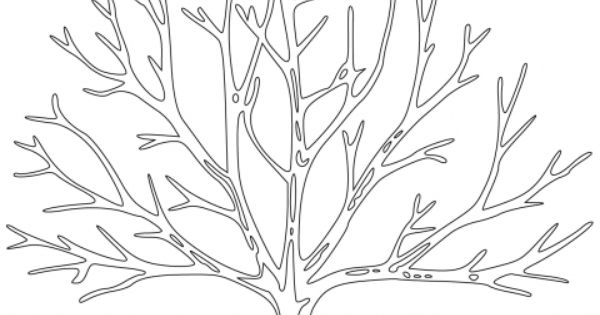 Bare Tree Coloring Page Free Printable Coloring Pages Tree Coloring Page Tree Drawing Tree Outline