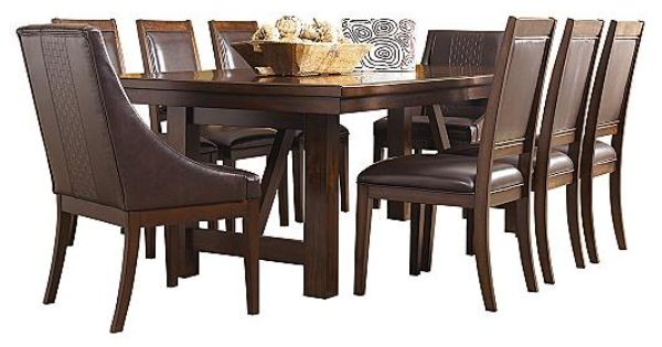 Holloway Dining Room Extension Table Ashley Furniture