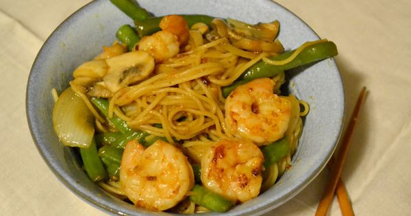 Shrimp Sriracha Stir Fry | Seafood | Pinterest | Stir Fry and Shrimp