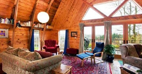How To Decorate A Chalet | Barn House Interior Design Build A Barn Barns  Home Interior Decorating ... | The Winter Retreat | Pinterest | House  Interior ...